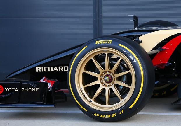 Pirelli (Foto: Mark Thompson/Getty Images)