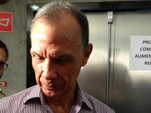Ex-agente da ditadura, Marival Chagas Dias do Canto (Foto: Priscilla Mendes/ G1)