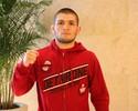 Khabib explica por que o UFC o usou para fechar McGregor x Eddie Alvarez