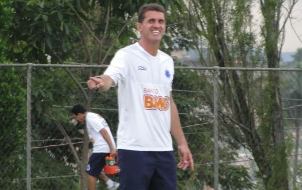Vágner Mancini  Cruzeiro (Foto: Fernando Martins/Globoesporte.com)