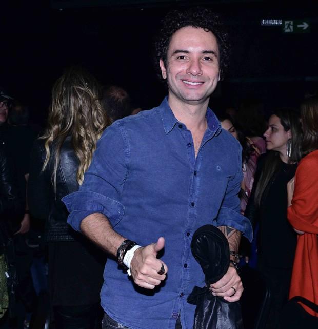 Marco Luque (Foto: Leo Franco/AgNews)