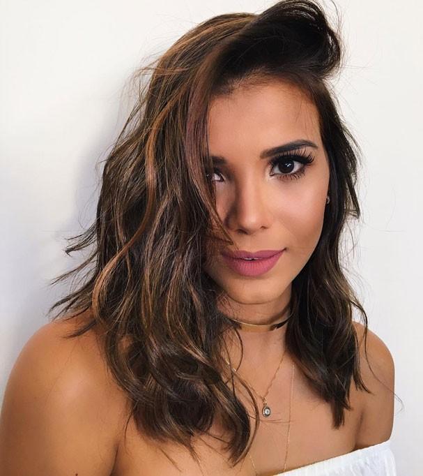 Miss Brasil Jakelyne Oliveira corta o cabelón e fãs a ... Jakelyne Oliveira Instagram