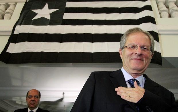 614bfb6b8f Posse do presidente Carlos Eduardo Pereira e vice presidentes em General  Severiano