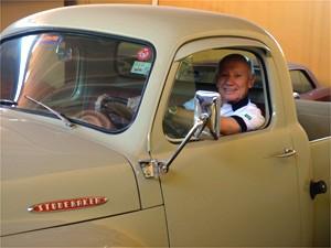 Empresário de Campinas coleciona 13 veículos da montadora (Foto: Erick Julio / G1 Campinas)
