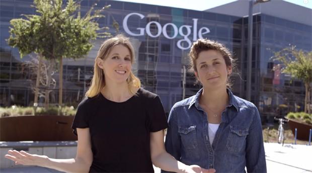 Série no YouTube mostra como é trabalhar no Google