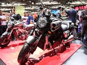 Yamaha V-Max (Foto: Raul Zito/G1)