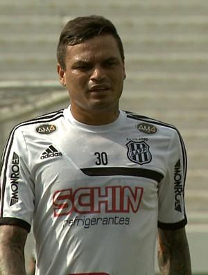 Fábio Ferreira, zagueiro da Ponte Preta (Foto: Carlos Velardi/ EPTV)