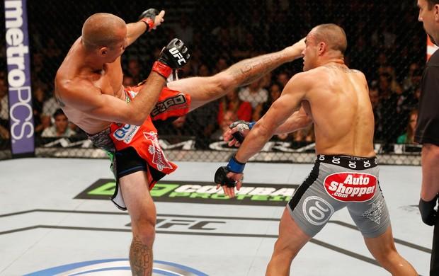 Donald Cerrone Eddie Alvarez UFC 178 MMA (Foto: Getty Images)