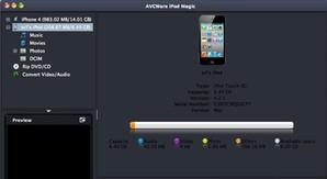 AVCWare iPod Magic