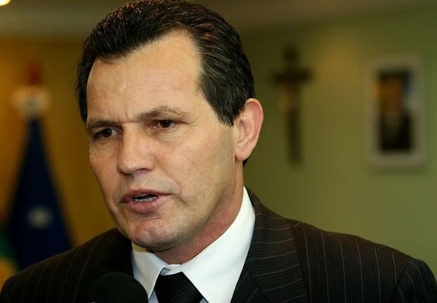 O ex-governador do Mato Grosso, Silval Barbosa (Foto: Divulgação/SECOM MT)