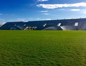 Arena América - gramado (Foto: Edmo Anderson)