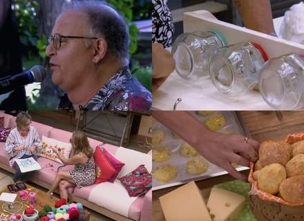 'É de Casa': confira todos os momentos do programa de 9/9
