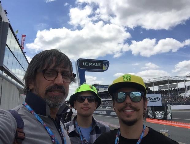 """BLOG: MM Colaboradores - Mundial de Motovelocidade em Le Mans - """"O melhor lugar do mundo é um Grande Prêmio de moto..."""" - de Thomás Davini"""