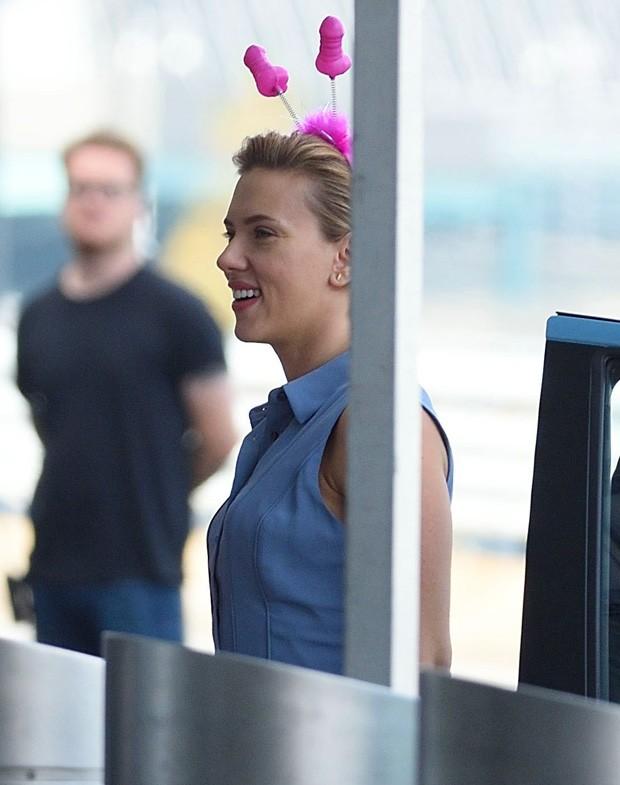 Scarlett Johansson  (Foto: AKM-GSI)