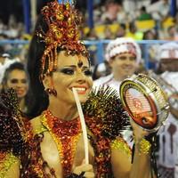 FOTOS: veja Viviane Araújo e outras musas (Alexandre Durão/G1)