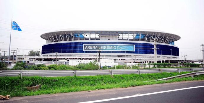Arena do Grêmio (Foto: Marcos Ribolli)