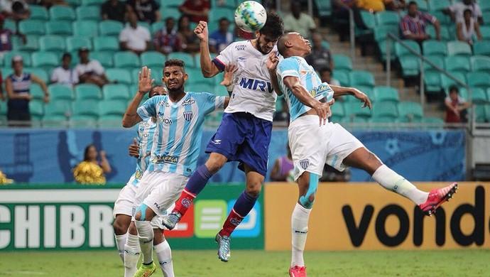bahia x avaí (Foto: Williams Vieira/ EC Bahia/ Divulgação)