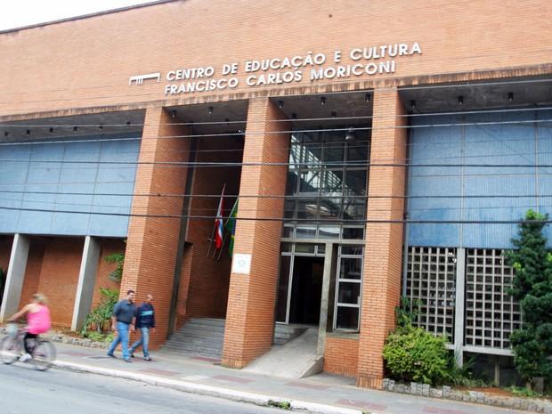 Centro Cultural de Suzano (Foto: Fernando Araújo/SECOI)