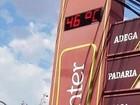 Morador 'flagra' 46ºC na rua e calor na Bahia viraliza na web: 'saindo fumaça'