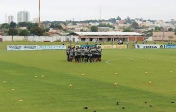 Waldemar Lemos começa a definir o Anápolis para final contra o Goiás