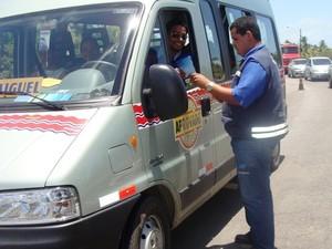 Transportadores devem procurar a arsal até o dia 6 de fevereiro (Foto: Ascom/Arsal)