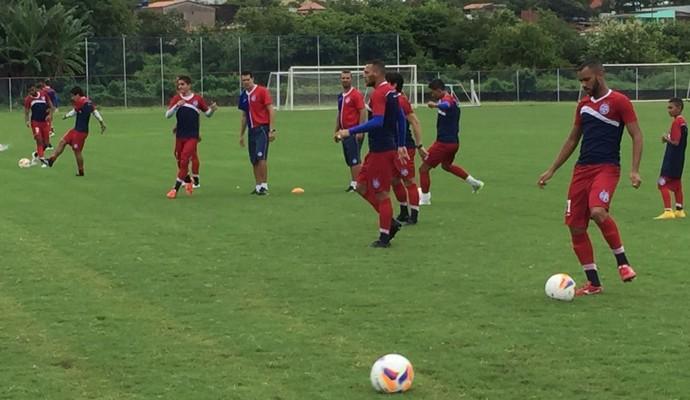 bahia treino (Foto: Jayme Brandão/ Divulgação/ EC Bahia)