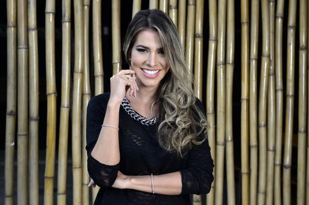 Adriana Sant'Anna (Foto: Roberto Teixeira / EGO)