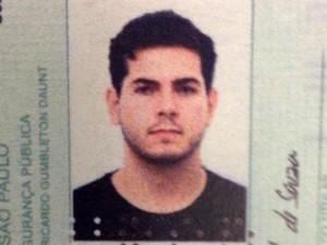 Ricardo Henrique da Souza, 22 anos (Foto: Marcos Landim/TV Rio Sul)