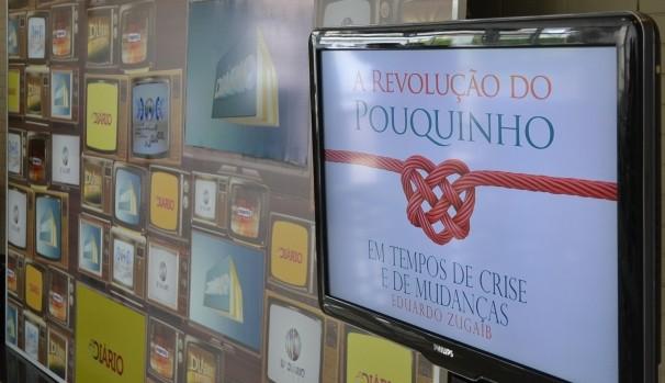 TV Diário realiza palestra sobre atitudes que ajudam a enfrentar crises (Foto: Reprodução / TV Diário)