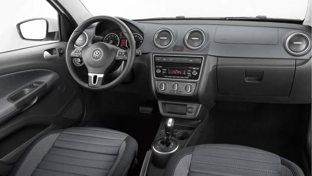Veja a galeria de fotos dos novos VW Gol e Voyage