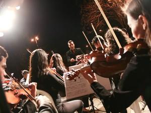 orquestra Divinópolis (Foto: Prefeitura de Divinópolis/Divulgação)