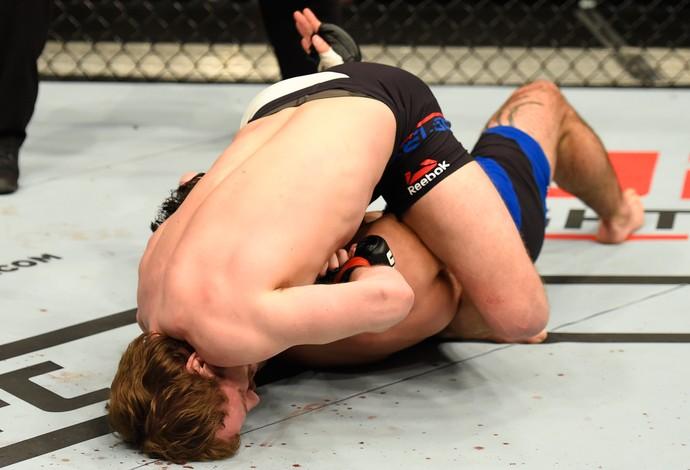 Gunnar Nelson Alan Jouban UFC Londres (Foto: Getty Images)
