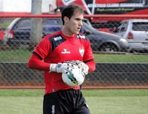 Roberto, goleiro do Atlético-GO (Foto: Divulgação/Atletico-GO)