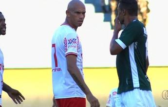 """Robston esquece polêmica e encara Série B como """"Liga dos Campeões"""""""