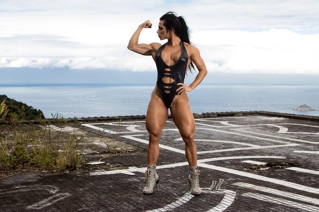 Suellen Bissolati (Foto: Divulgação / MF Models Assessoria )