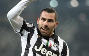 Tevez gol Juventus (Foto: AP)