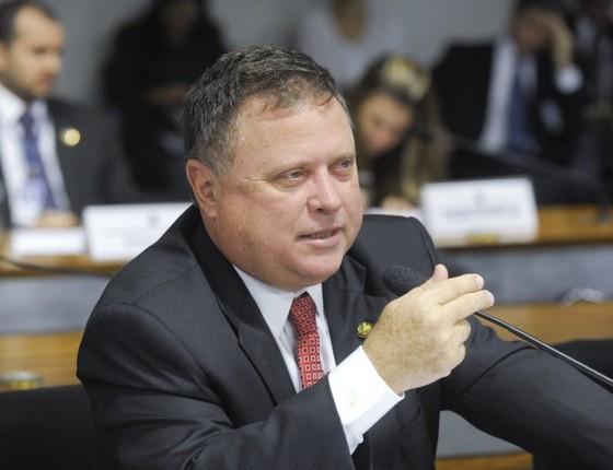 O senador Blairo Maggi (PR-MT) (Foto: Marcos Oliveira/Agência Senado)