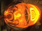 Arte de produzir peças de cristal enfrenta falta de especialistas em SC