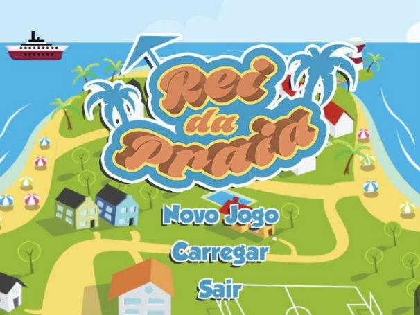 Game Rei da Praia - Concurso Sebrae (Foto: Divulgação)