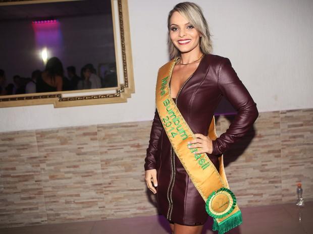 Indianara Carvalho (Foto: Celso Tavares / EGO)