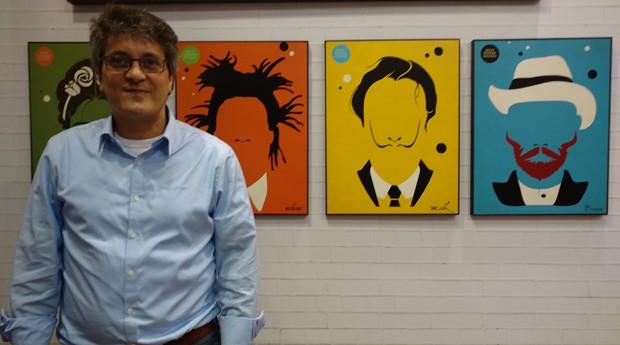 Gustavo Abreu, da Urban Arts (Foto: Adriano Lira / PEGN)