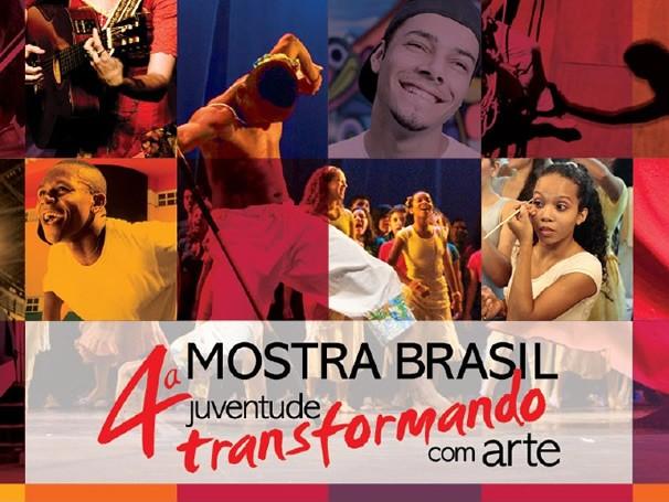 4ª Mostra Brasil Juventude Transformando com Arte chega ao Teatro Carlos Gomes (Foto: Reprodução)