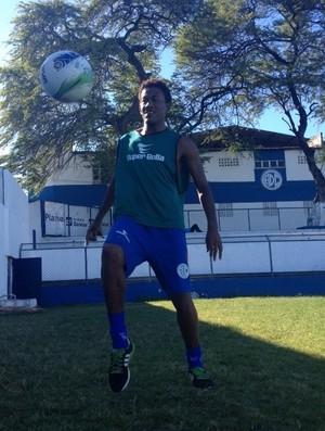 André Bahia zagueiro (Foto: Danilo Mecenas)