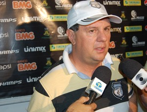 Marcelo Vilar, técnico do Treze (Foto: Phelipe Caldas)