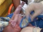 Bebê nasce em ambulância pouco antes de mãe entrar em hospital do DF