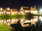 Parque Histórico de Carambeí, no Paraná, prepara decoração de Natal