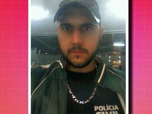 Escrivão é morto durante tentativa de assalto em Machado (Foto: Reprodução EPTV)