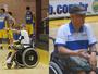 Jogadores e técnicos se juntam para ajudar técnico símbolo de Brasília