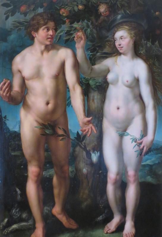 Adão em Eva