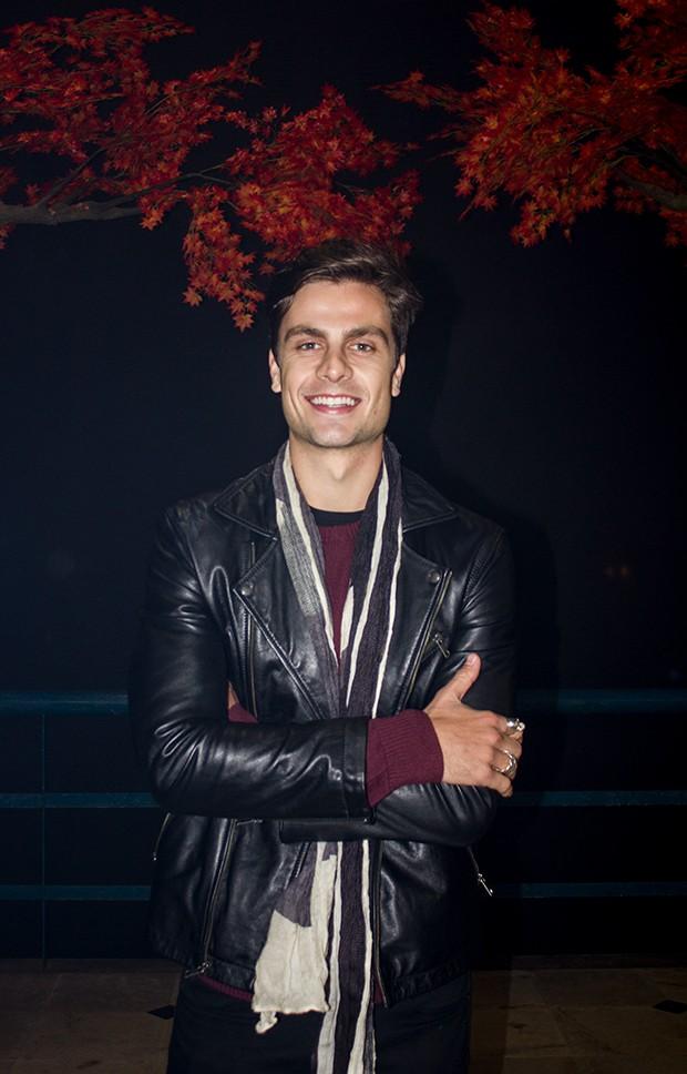 Paulo Dalagnoli (Foto: Eduardo Garcia/ Ed. Globo)